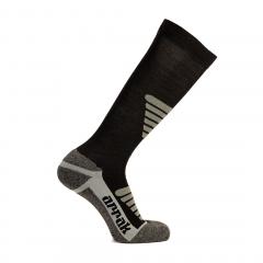 Arrak Hiking Sock High Black