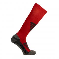 Arrak Hiking Sock High Red
