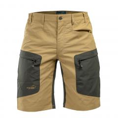 Arrak Active Stretch Shorts Men Khaki