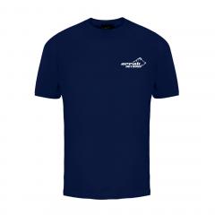 Pro 99 Cotton T-shirt Navy Blue   Arrak Outdoor