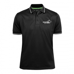 Pro 99 Golfer Polo Black | Arrak Outdoor