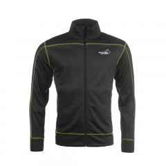 Arrak Functions Jacket Junior Black/Lime