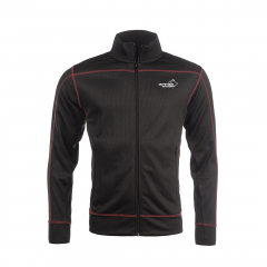 Arrak  Functions Jacket Junior Black/Red