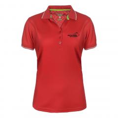 Pro 99 Golfer Polo Lady Red | Arrak Outdoor