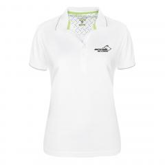 Pro 99 Golfer Polo Lady White| Arrak Outdoor