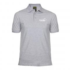 Pro 99 Polo Shirt Men Grey | Arrak Outdoor