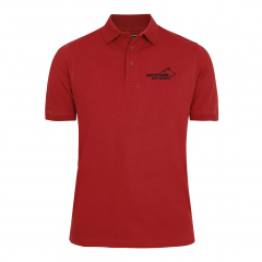 Pro 99 Polo Shirt Men Red