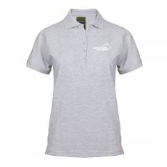 Pro 99 Poloshirt Women Grey | Arrak Outdoor