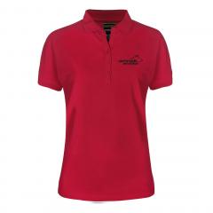 Pro 99 Poloshirt Women Red | Arrak Outdoor