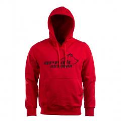 Arrak Hood Sweater Junior Red