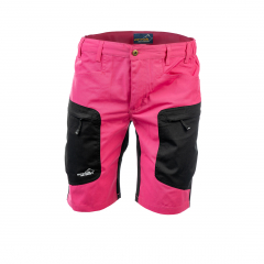Active Stretch Shorts Women Pink