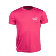 Arrak Function T-Shirt Junior Pink