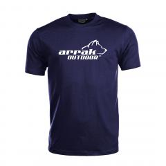 Pro 99 Cotton T-shirt Navy Blue | Arrak Outdoor