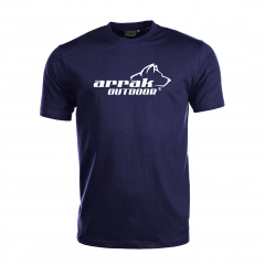 Arrak Cotton T-Shirt Junior Navy Blue