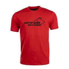Arrak Cotton T-Shirt Junior Red
