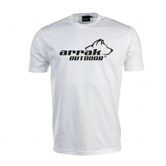 Arrak Cotton T-Shirt Junior White