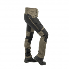 Arrak NEW Active Stretch Pants Woman Brown (long)