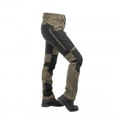 Arrak NEW Active Stretch Pants Woman Brown (short)