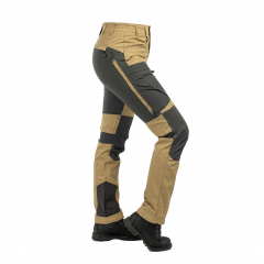Arrak NEW Active Stretch Pants Woman Khaki