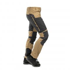 Arrak NEW Active Stretch Pants Men Khaki (short)
