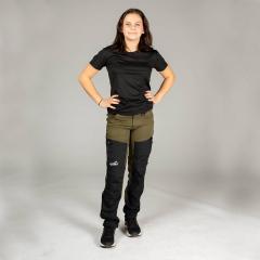 Rough Pants Olive Green Women | Arrak Outdoor