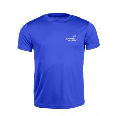 Pro 99 Function T-Shirt Men Royal Blue | Arrak Outdoor