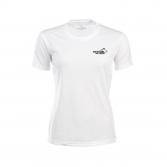 Function T-shirt Women White | Arrak Outdoor