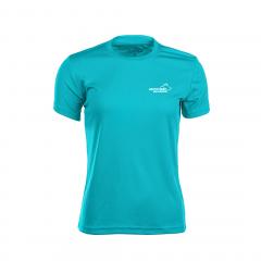 Pro 99 Function T-shirt Women Turqoise | Arrak Outdoor