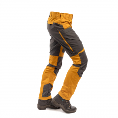 Arrak NEW Active Stretch Pants Men Gold