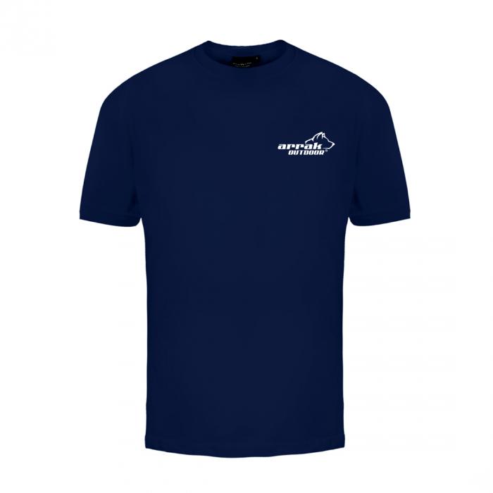 Pro 99 Cotton T-shirt Navy Blue | Arrak