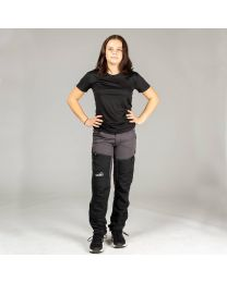 Rough Pants Dark Grey Women | Arrak Outdoor