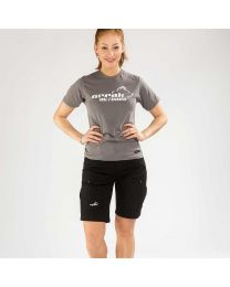Active Stretch Shorts Women Black
