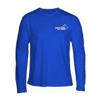 Pro 99 Long sleeve shirt Royal Blue | Arrak Outdoor