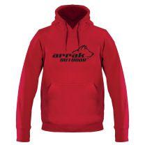 Hooded Sweater Pro99 Red | Arrak Outdoor