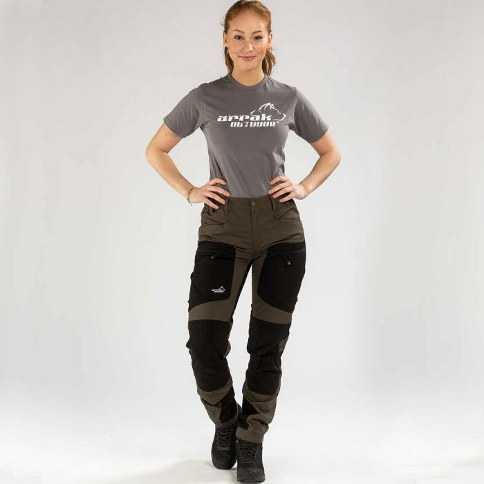 Active Stretch Pants Lady Brown  0672e949f9c38