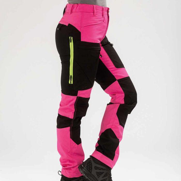 Active Stretch Pants Lady Pink  da759435b06a5
