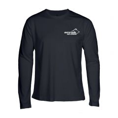 Pro 99 Long sleeve shirt Black| Arrak Outdoor