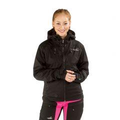 Akka Softshell Jacket Unisex Black   Arrak Outdoor