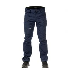 Active Stretch Pants Men Navy