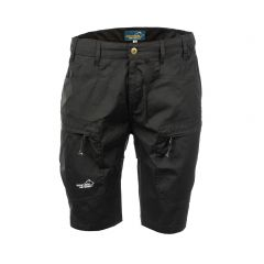 Active Stretch Shorts Men Black