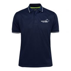 Pro 99 Golfer Polo Navy Blue | Arrak Outdoor