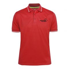 Pro 99 Golfer Polo Red| Arrak Outdoor