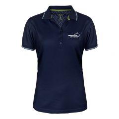 Pro 99 Golfer Polo Lady Navy Blue