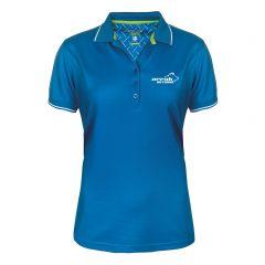 Pro 99 Golfer Polo Lady Royal Blue