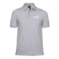 Pro 99 Polo Shirt Men Grey