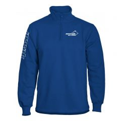 Runner Halfzip Royalblue Sweatshirt