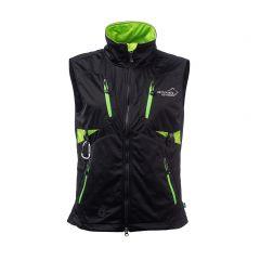 Acadia Softshell Vest Green Women