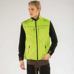 Jumper Vest Men Green