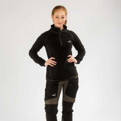 Peak Micro Fleece Women Black