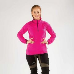 Peak Micro Fleece Women Pink